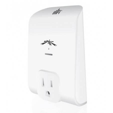 Ubiquiti mPower-Mini อุปกรณ์ปลั๊กไฟฟ้า 1Outlet พร้อม Wireless ควบคุมผ่านเครือข่าย mFi Controller