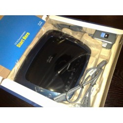 Linksys WRT610N Dual 2.4/5 Ghz 4 Port Gigabit Router 300 Mbps  Broadband Router