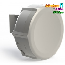 Mikrotik SXTG-5HnD Access Point Outdoor 5GHz 300Mbps เสา 16dBi Port Gigabit