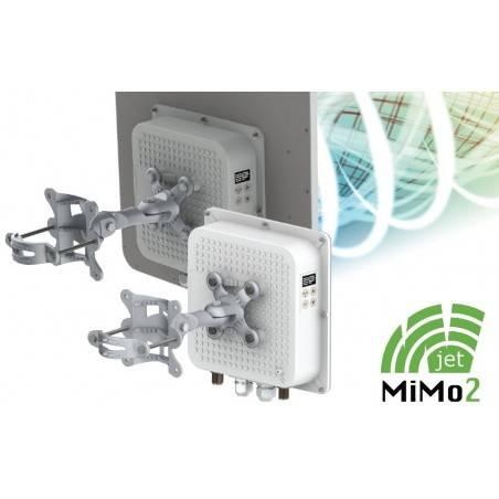 Ligowave LigoPTP 5-23-Unity อุปกรณ์ Access Point ภายนอกอาคาร ความถี่ 5GHz กำลังส่ง 630mW ความเร็ว 300Mbps รองรับ WNMS