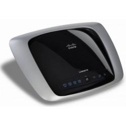 Linksys WRT320N Dual 2.4/5 Ghz Gigabit Router + Ultra RangePlus Broadband Router