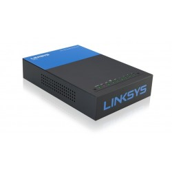 Linksys LRT224 Load Balance VPN Router รองรับ Internet 2 คู่สาย VPN 50 Tunnels 4 Port Gigabit 30,000Sessions Linksys (ลิงค์ซิส)