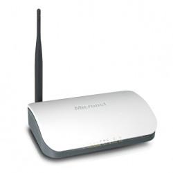 Micronet SP33667NL 11n 150Mbps WLAN ADSL2+ Modem Router ราคาประหยัด ความถี่ 2.4Ghz 150Mbps 4 Port Lan Wireless Broadband Rout...
