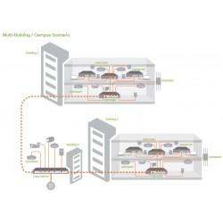 EnGenius EWS5912FP Neutron Managed L2 Gigabit POE Switch ขนาด 8 Port จ่ายไฟสูงสุด 130W Switches เชื่อมเครือข่ายแบบสาย