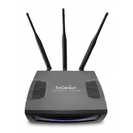 EnGenius ECB-9500 Access Point ความถี่ 2.4GHz ความเร็ว 300Mbps Port Gigabit รองรับ Mode Repeater