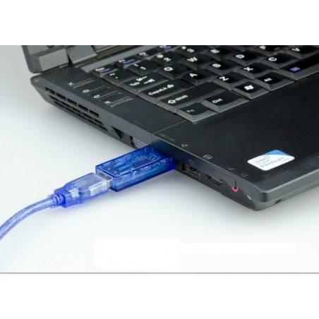 Active USB Extender อุปกรณ์เพิ่มระยะสาย USB ได้ยาวสูงสุดถึง 10 เมตร