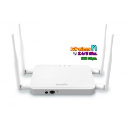 EnGenius ECB600 Wireless Access Point แบบ Dual Band ความถี่ 2.4/5GHz ความเร็ว 300 Mbps Port Gigabit