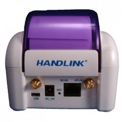 HandLink WG-500P อุปกรณ์ All-In-One Hotspot Server พร้อมเครื่องพิมพ์คูปอง รองรับได้ 50Users ติดตั้งใช้งานง่ายมาก ระบบ Hotspot...