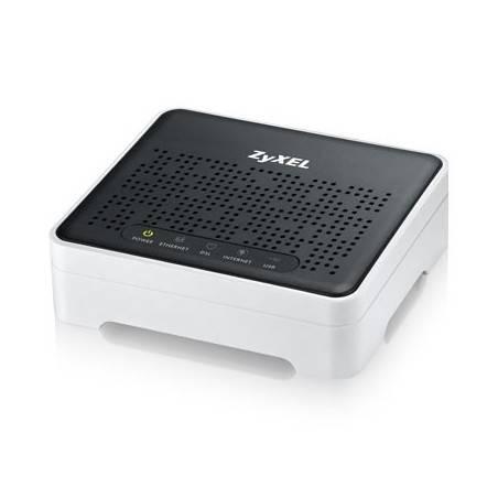 Zyxel AMG1001-T1 ADSL2+ Modem Gateway Router 1Port RJ45 ขนาดเล็ก