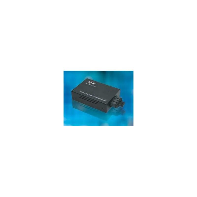 Link Media Converters แปลง Fiber Optic Link UT-0216SM-30 Mini Media Converter แปลงจาก RJ-45 เป็นสาย Fiber Optic แบบ Single Mo...