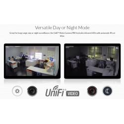Ubiquiti Ubiquiti Unifi Video Camera Pro (UVC-Pro) กล้อง IP Camera มาตรฐาน H.264 1080p Full HD, Zoom 3x, IR LED Night Mode, POE