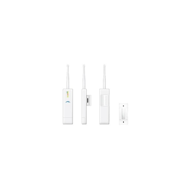 Ubiquiti PicoStations5 Outdoor Wireless A/P 5 GHz 54 Mbps 100 mW Ubiquiti (ยูบิคิวตี้)