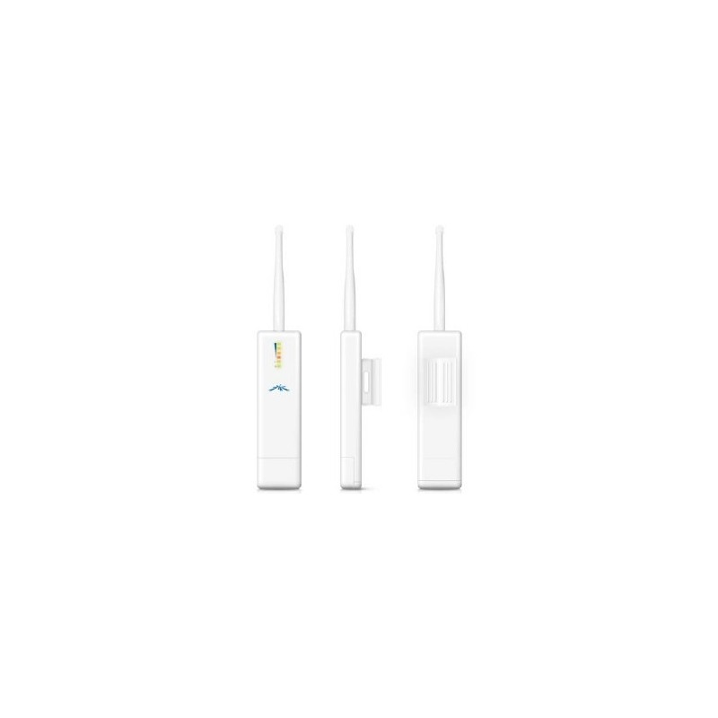Ubiquiti PicoStation2HP Wireless AP แบบ Outdoor ความถี่ 2.4GHz ความเร็ว 54Mbps ย่านความถี่ 2.4 GHz.