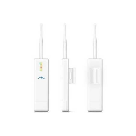 Ubiquiti PicoStation2HP Wireless AP แบบ Outdoor ความถี่ 2.4GHz ความเร็ว 54Mbps