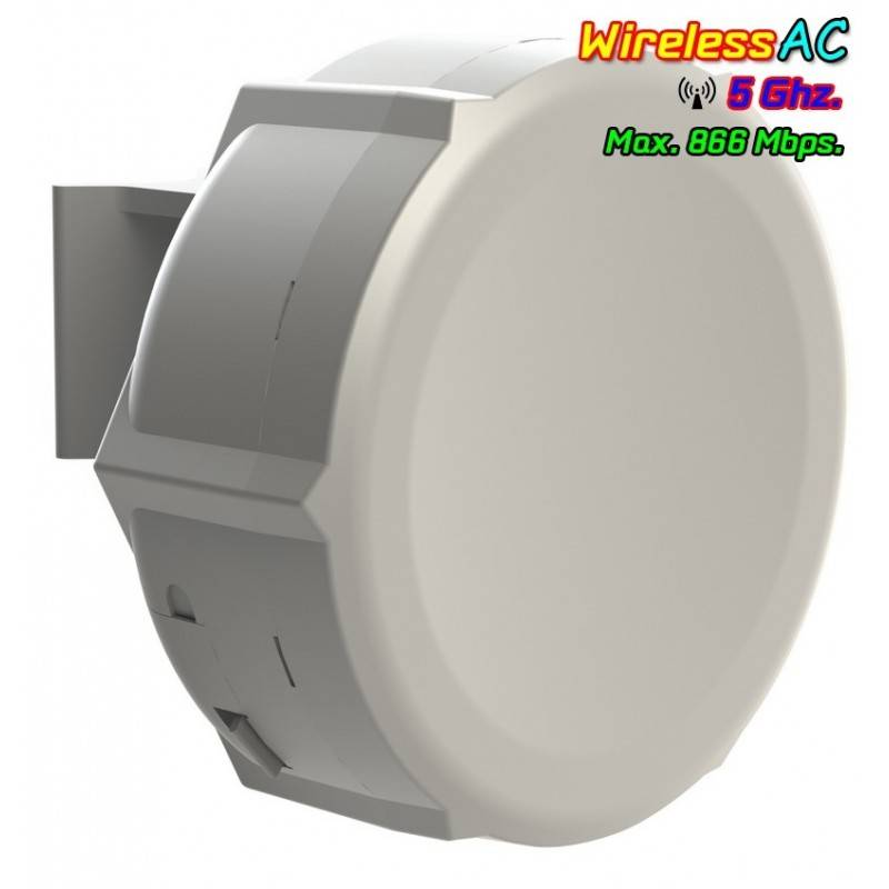 MikroTIK Mikrotik SXT-SA5 ac Wireless Access Point แบบภายนอก 5GHz มาตรฐาน ac ความเร็วสูงสุด 866Mbps เสา 90 องศา