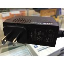 Link อุปกรณ์ Network Accessories AC to DC Adapter ขนาด 12VDC 1A JACK ด้านในมีขนาดเส้นผ่านศูนย์กลาง 2.5 mm
