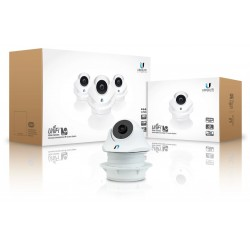 Ubiquiti Unifi Video Camera Dome (UVC-Dome) กล้อง IP Camera มาตรฐาน H.264 720p HD, IR LED Night Mode, POE ในชุด Ubiquiti (ยูบ...