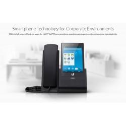 Ubiquiti Unifi VOIP (UVP) โทรศัพท์ IP-Phone จอ LCD 5'' แบบ Touchscreen Android OS พร้อม Software Unifi VOIP Controller Ubiqui...