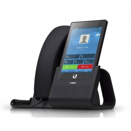 Ubiquiti Unifi VOIP Pro (UVP-Pro) โทรศัพท์ IP-Phone จอ LCD 5'' Touchscreen กล้อง 1MP Android OS พร้อม Software Unifi VOIP