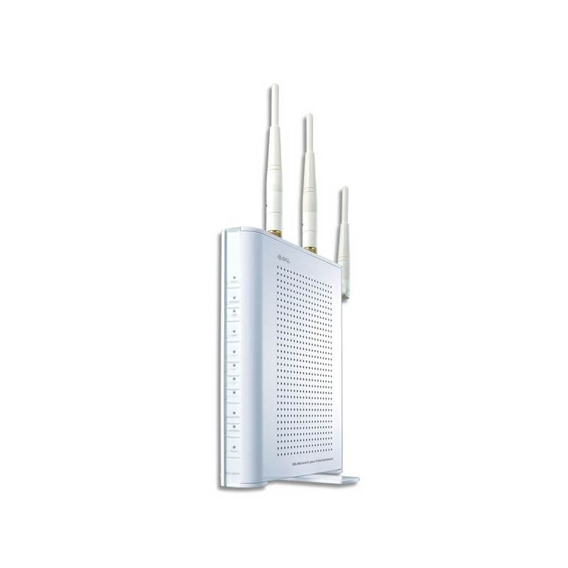PCI MZK-W04NU BitTorrent Wireless Router 300 Mbps (802.11n) Home