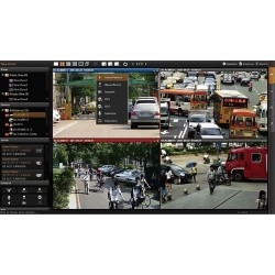 ACTi IP-Camera Bullet E34 ความละเอียด 3MP แบบภายนอกอาคาร รองรับ Day/Night f3.6 Fixed Lens ACTi (แอคตี้)