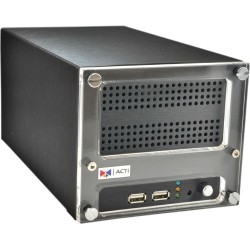 ACTi ENR-120 Network Video Recorder (NVR) 9CH. 2Bay รองรับ Throughput 36 Mbps ACTi (แอคตี้)