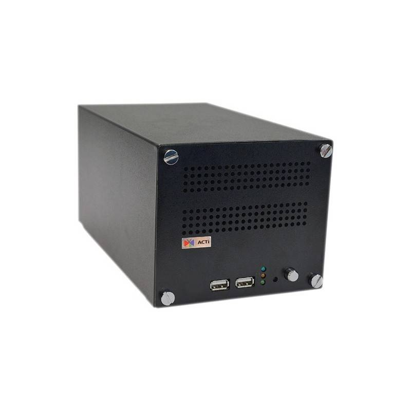 ACTi ENR-130 Network Video Recorder (NVR) 16CH. 2Bay รองรับ Throughput 48 Mbps ACTi (แอคตี้)