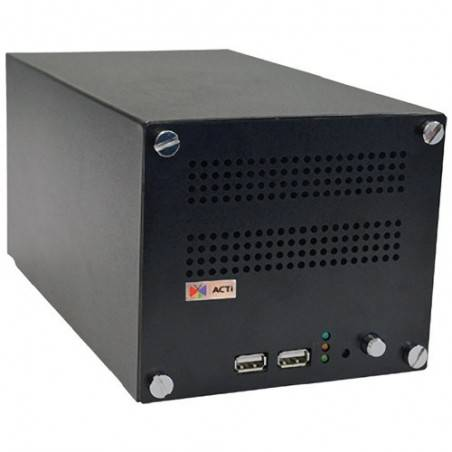 ACTi ENR-140 Network Video Recorder (NVR) 16CH. 4Bay รองรับ Throughput 48 Mbps