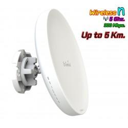 Engenius EnStation5 Access Point 5GHz 300Mbps สำหรับเชื่อมต่อแบบ PTP Wireless AccessPoint (กระจายสัญญาณ WIFI)