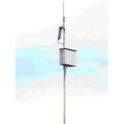 SysNet Center MOS-202 กล่องกันฝุ่นและกันฝน ABS ชนิดมีหลังคา