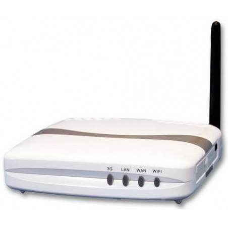 TW-3G Telewell Wireless 3G Router, 54Mbps (802.11g) (สินค้าหมด)