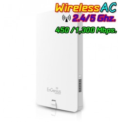 EnGenius Wireless AccessPoint (กระจายสัญญาณ Wireless) EnGenius EWS660AP Wireless Access Point AC Dualband 450/1300 Mbps รองรั...