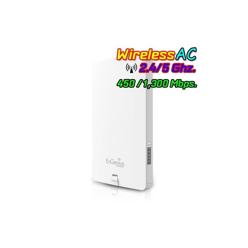 EnGenius EnGenius EWS660AP Wireless Access Point AC Dualband 450/1300 Mbps รองรับ MESH, POE