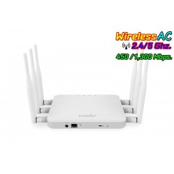 EnGenius ECB1750 Access Point Dual Band ความถี่ 2.4/5GHz มาตรฐาน AC ความเร็วสูงสุด 1300 Mbps Port Gigabit Wireless AccessPoin...