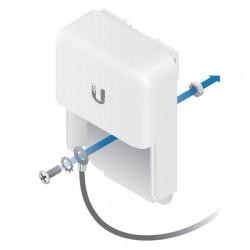 Ubiquiti ETH-SP Ethernet Surge Protector อุปกรณ์ปกป้องระบบเครือข่ายที่เกิดจากฟ้าผ่าผ่านสาย Lan Ubiquiti (ยูบิคิวตี้)