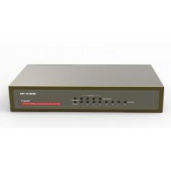IP-COM F1008P POE Switch ขนาด 8 Port ความเร็ว10/100Mbps จ่ายไฟ POE 802.3at/af จำนวน 4 Port รวม 58W