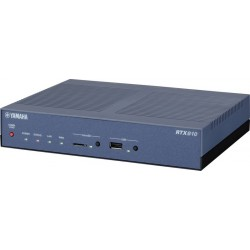 Yamaha VPN Firewall Router Yamaha RTX810 Gigabit VPN Router รองรับ VPN IPsec 50 Tunnels, NAT 10,000 Sessions, 3G Modem