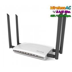 ALFA Network ALFA AC1200R Wireless Broadband Router 2.4/5GHz มาตรฐาน ac ความเร็วสูงสุด 1200Mbps Port Gigabit