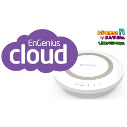 Engenius ESR1750 Wireless Router มาตรฐาน ac ความเร็วสูงสุด 1300Mbps Dual-Band 2.4/5GHz รองรับ Media Sharing