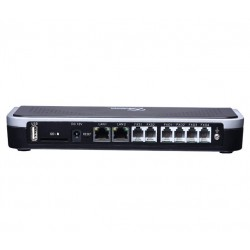Grandstream UCM6104 ตู้สาขา All-in-one IP-PBX รองรับ 4คู่สายนอก และ 2คู่สายใน 2 Port Lan, 45 Concurrent call  VOIP / IP-PBX ร...