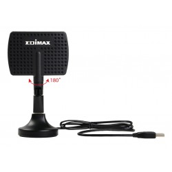 Edimax Wireless Adapter (รับสัญญาณ Wireless) Edimax EW-7811DAC Wireless USB Adapter แบบ Dual-Band 2.4/5GHz มาตรฐาน AC ความเร็...