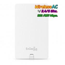 EnGenius Engenius (เอ็นจีเนียส) Engenius ENS1200 Accees Point แบบ Dualband 2.4/5GHz มาตรฐาน AC ความเร็วสูงสุด 866Mbps