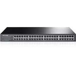 TP-LINK TL-SF1048 Unmanaged Rackmount Switch ขนาด 48 port ความเร็ว 10/100Mbps Switches เชื่อมเครือข่ายแบบสาย
