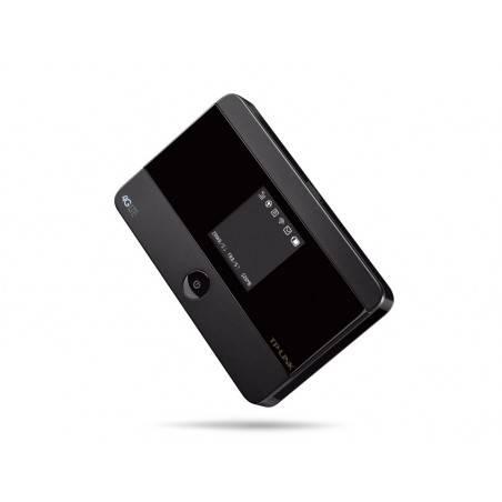 TP-Link M7350 3G/4G LTE Mobile WiFI ขนาดพกพา รองรับ 3G True, DTAC , AIS และ TOT ความเร็วสูง  สุด 50/15Mbps