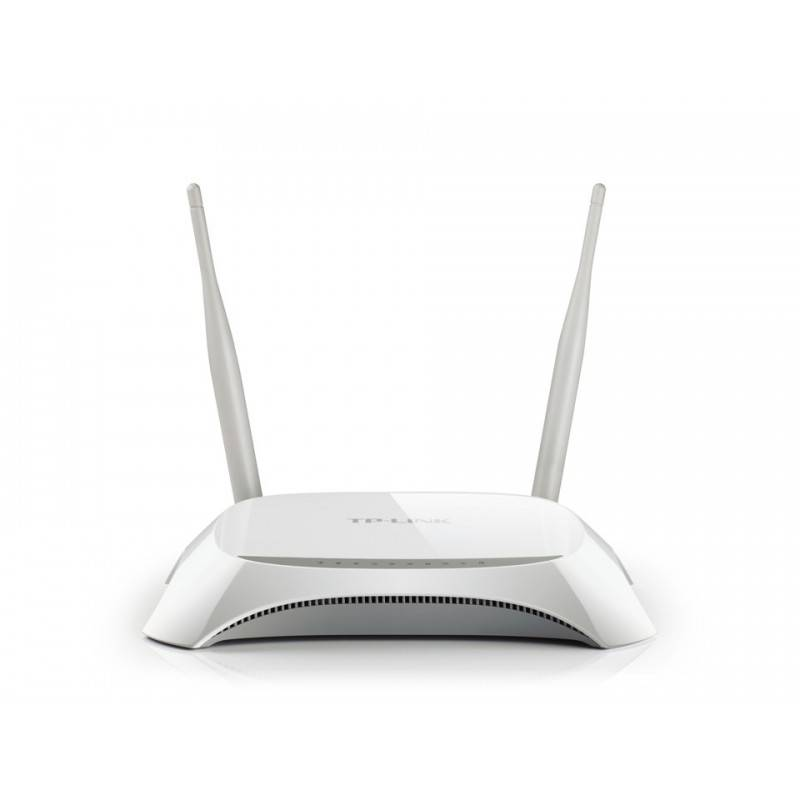 TP-Link 3G/4G Router, Mobile Wifi TP-Link TL-MR3420 3G Wireless Router ใช้ร่วมกับ 3G USB มาตรฐาน 802.11n ย่านความถี่ 2.4GHz ค...