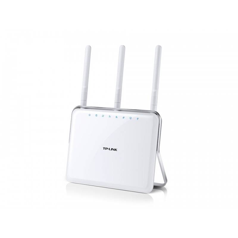 TP-Link Archer D9 AC1900 ADSL Modem Wireless Router แบบ Dual-band 2.4/5GHz มาตรฐาน AC ความเร็วสูงสุด 1300Mbps Port Gigabit TP...