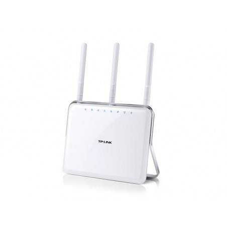 TP-Link Archer D9 AC1900 ADSL Modem Wireless Router แบบ Dual-band 2.4/5GHz มาตรฐาน AC ความเร็วสูงสุด 1300Mbps Port Gigabit