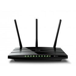 TP-Link TP-Link Archer C5 AC1200 Wireless Broadband Router แบบ Dual-band 2.4/5GHz มาตรฐาน AC ความเร็วสูงสุด 867Mbps Port Gigabit