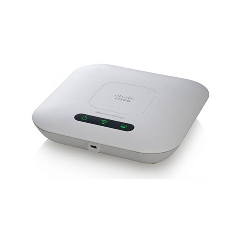 Cisco WAP121-E-K9 Wireless Access Point มาตรฐาน 802.11N 2.4GHz 300Mbps รองรับ VLAN รองรับ POE 802.3af Cisco (ซิสโก้)