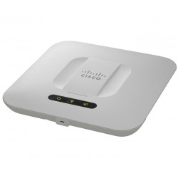 Cisco Cisco (ซิสโก้) Cisco WAP561-E-K9 Wireless Access Point แบบ Dual-Band 2.4/5GHz มาตรฐาน N ความเร็ว 450Mbps รองรับ POE